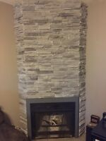 Masonry Indoor fireplaces