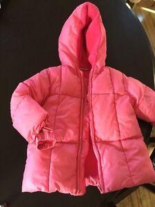 Girls Winter coat Peterborough Peterborough Area image 1