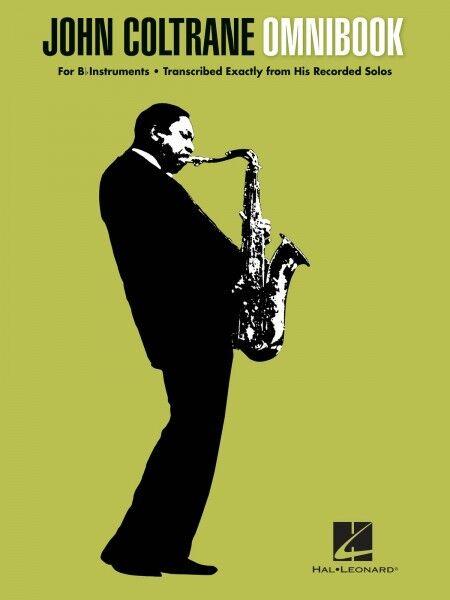 John Coltrane Omnibook For B-flat Instruments Artist Transcriptions Bo 000307391