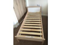 IKEA Toddler Bed For Sale