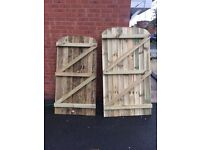 Gates to fit all handmade and treated gates
