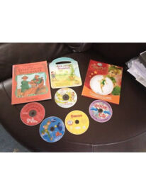 Read Along Picture Books and CD's