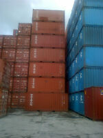 Two 20' Containers on Special in Sudbury!!! Lowest Price in Area