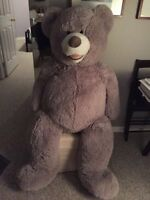 "Brand New 53"" Stuffed Bear"