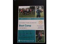 Female Outdoor Bootcamp Sessions