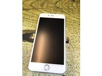 Apple iPhone 6s Plus 64gb silver Unlocked!!!