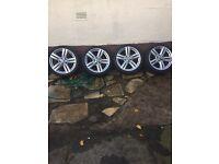 """18""""BMW alloys"""