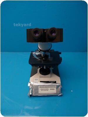 Olympus Bh-2 Laboratory Microscope W Cover Glasses 241053