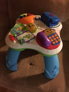 Fisher Price - Sit & Play/Stand & Cruise Belleville Belleville Area image 1