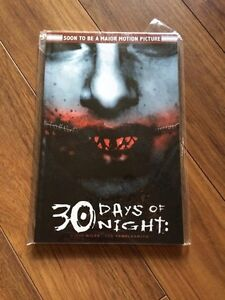 Comics -  30 days of night