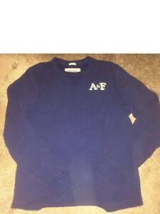 Mens Abercrombie Sweater-Size XXL