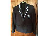 Leiston Alde valley high school blazer
