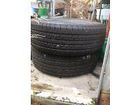 Tyres 4x4 225/65 R17