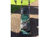 Atco admiral 16s series lawnmower
