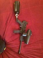 Gun de paintball