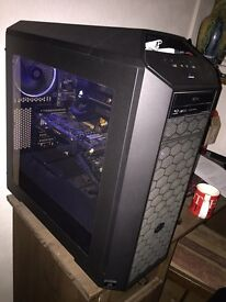 i7 4770k gaming PC tower