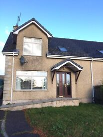 3 Bedroom Semidetached, Cargan - Glenravel