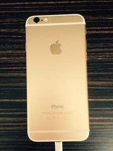 IPHONE 6 16g Bell/Virgin comme neuf/mint