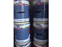 Paint Master White Masonry Paint (20L Drums)