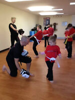 KIDS MARTIAL ARTS - JKD, KALI, SILAT, KICKBOXING, GRAPPLING