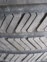 4 Goodyear Eagle LE-2   109V Summer Tires 255/55/R18