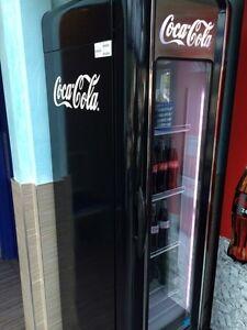Black Coca Cola/Coke Fridge