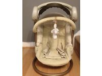 Mamas and papas Swinging baby chair