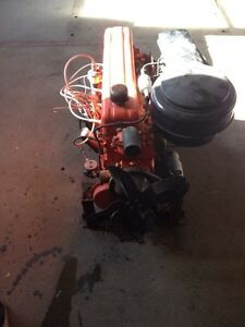 1955 Chevy Bel Air engine Kawartha Lakes Peterborough Area image 3