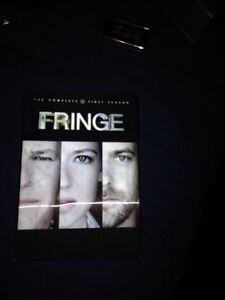 Fringe complete first season DVDs  London Ontario image 1