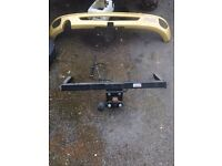 Ford Focus towbar complete - 2003 model - ford parts available