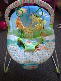 Bouncy Chair & Play Arch