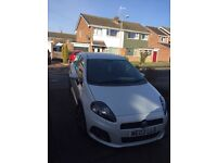 2008 Abarth punto with full leather 53,000ml