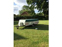 Pennine Pullman folding camper/ trailer tent