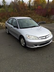 2006 Honda Civic Se