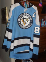 Sidney Crosby Authentic Jersey Brand New Whit tag size 50