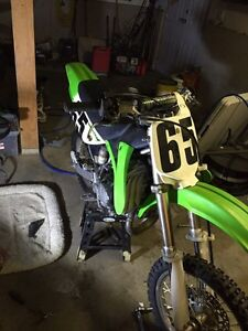 2009 KX 85 brand new top end