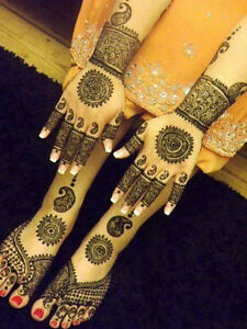 Henna For  Christmas parties and wedding Kitchener / Waterloo Kitchener Area image 3