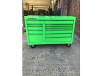 """55"""" Snap on toolbox - immaculate condition - like new!!"""