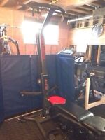 Bowflex Elite Home Gym