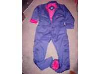 Overall work wear (very warm) NEW size 40/12