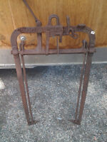 FOURCHE A FOIN ANTIQUE