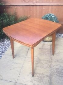 1960s vintage retro dining table