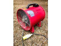 Portable ventilator/air mover