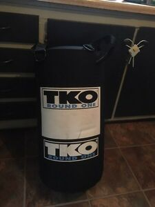 Lightweight sparring bag Cornwall Ontario image 1