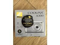 Nikon cool pix a300