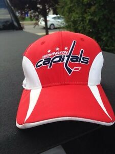 NHL Washington Capitals hockey ball cap