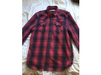 Levi's cotton shirt (size medium)