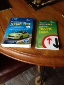Theory learn to drive books