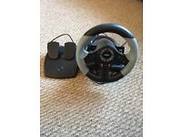 Racing Wheel For PS3.