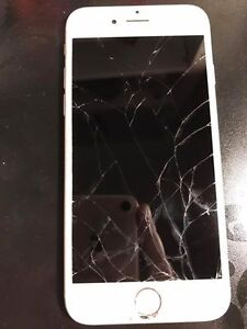 Iphone 6 Cracked Screen 64GB
